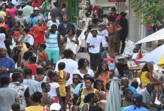 Worsening poverty in Barbados