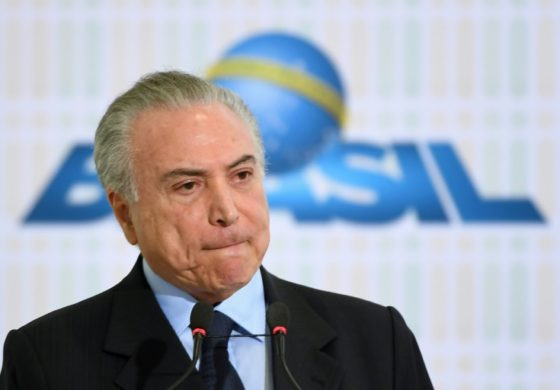 Brazil prosecutor charges President Temer with corruption