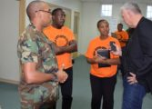 Emergency relief supplies to Dominica