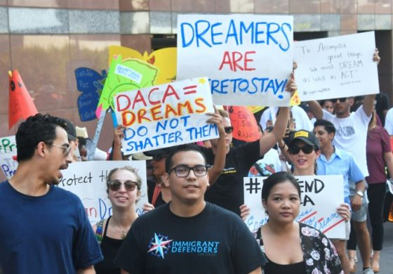 Trump to end protections for young immigrant 'Dreamers': report