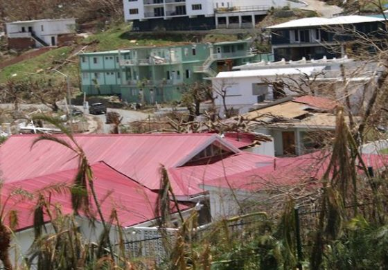 Hurricane-ravaged islands appeal for assistance