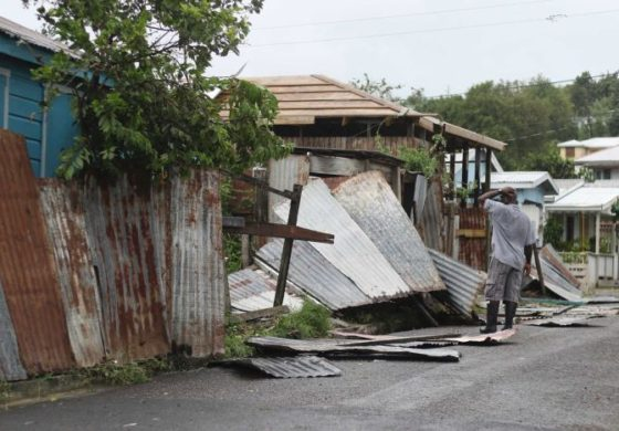 Barbuda 'literally rubble' as Irma batters Northern Caribbean