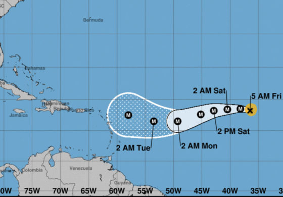 Saint Lucia monitoring Hurricane Irma