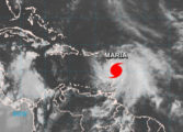 Maria becomes dangerous category 4 hurricane; eye to pass near Dominica in a few hours