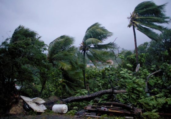 Saint Lucia mobilises to help hurricane hit Dominica