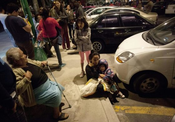 16 dead in Mexico's 'biggest earthquake in a century'