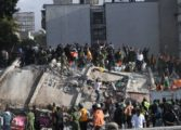 21 schoolchildren among more than 200 dead in powerful Mexico quake