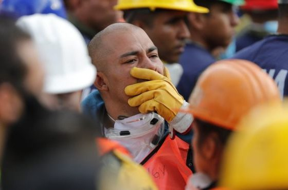Mexico: New tremor halts rescue operations