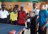 Police, SLNTTA make donation to Babonneau Primary School