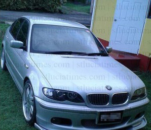 purported BMW