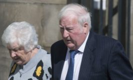 UK: Pensioners fined for naked hotel rampage