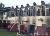 SJH marks eighth anniversary of fire