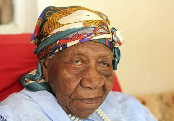 World's oldest person dead at age 117, Jamaican Prime Minister says