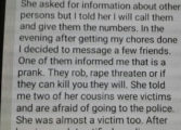 Saint Lucian woman almost fell victim to alleged serial rapist