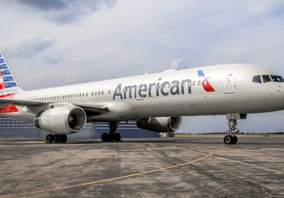 Black travellers warned against American Airlines