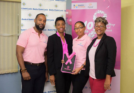 BOSL goes Pink for Breast Cancer Awareness