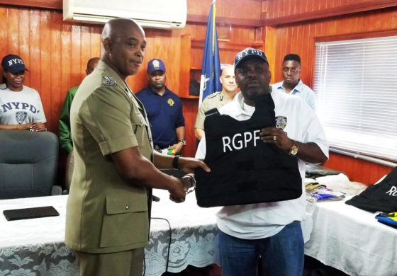 NYPD officers with Caribbean roots reach out to aid the region