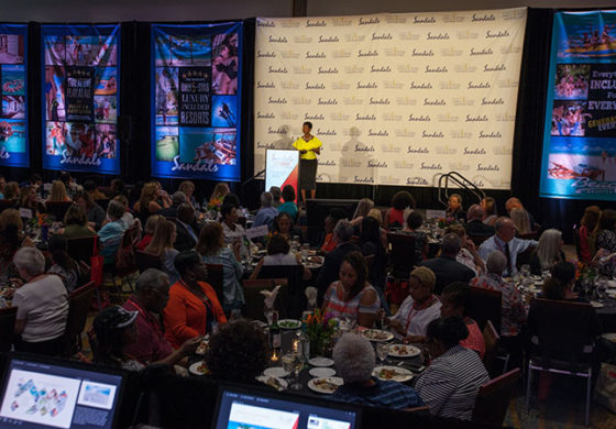 Sandals kicks into Overdrive with Unveiling events for Travel Agents across North America