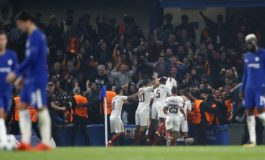 UEFA charges Roma over fans' racist chants at Chelsea game
