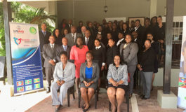 Regional Magistrates and Judges Trained in Juvenile Justice Reform
