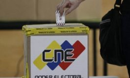 Venezuelans voted for democracy and peace in municipal elections