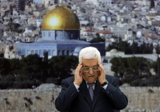Abbas to visit Gaza within a month for Palestinian unity bid: official