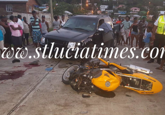 Motorcyclist killed in collision