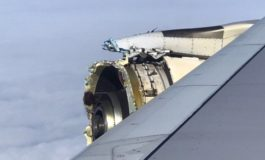 Air France plane forced to land in Canada with engine damage