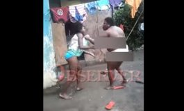 Jamaica Police detain woman seen beating child in video