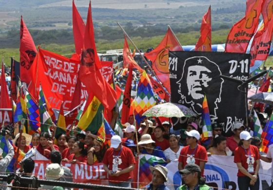 Bolivia's Morales lauds Che on 50th anniversary of death