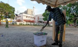 Sporadic clashes as Kenya votes in lacklustre election re-run