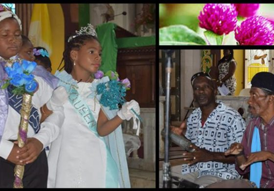 The Feast of La Marguerite ends
