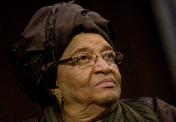 With Sirleaf, Liberia's glass ceiling cracked but failed to shatter