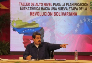 Maduro evaluated eight goals with Governors of the Homeland