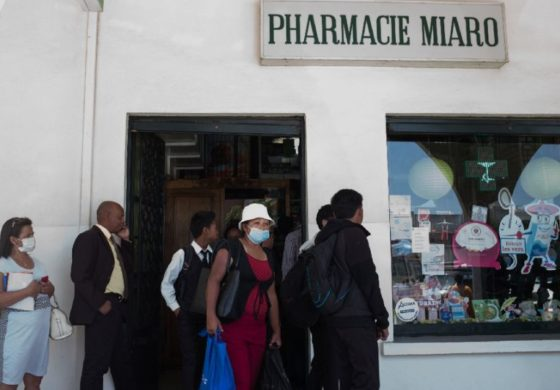 Panic in Madagascar as plague spreads