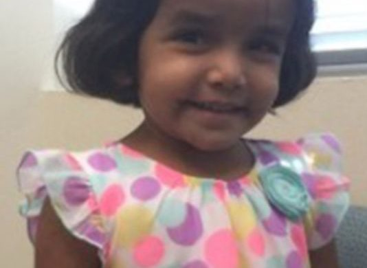 Body found near where dad put girl outside for not drinking her milk