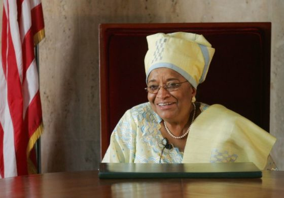 Liberia votes to replace Africa's 1st female leader