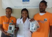 Soufriere hospital receives new equipment