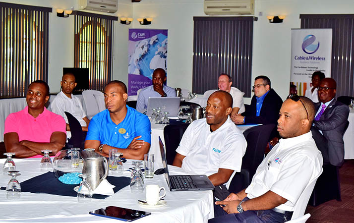 A cross-section of the audience at the C&W Business Hospitality Forum