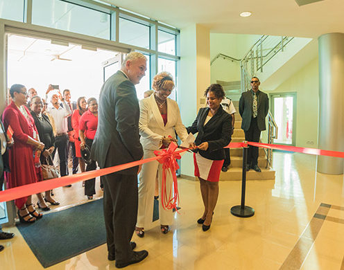 """Prime Minister of Saint Lucia Declares Digicel's St. Lucia Hub """"Open for Business'"""