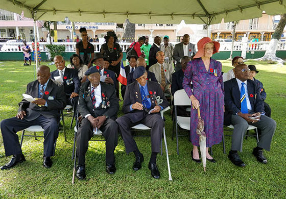 Acting PM calls for greater recognition and knowledge of local war veterans