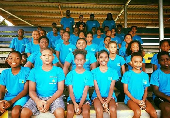 OECS Swim Champs Get In The Flow