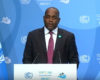 Prime Minister of the Commonwealth of Dominica, addresses the Joint High Level Segment at COP23