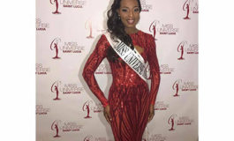 Saint Lucia represented in the Miss Universe Competition
