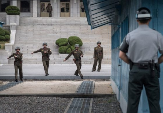 N. Korean soldier shot while defecting to S. Korea: Seoul