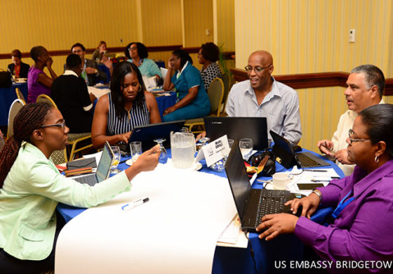 U.S. Embassy hosts Zika TechCamp in collaboration with Caribbean Public Health Agency