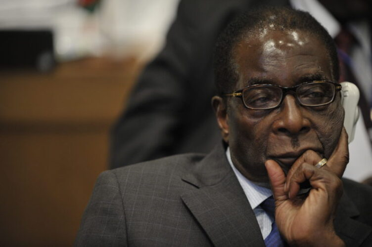 Mugabe repatriation team off to Singapore