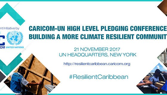 Canada commits to CARICOM-UN Pledging Conference for hurricane ravaged countries