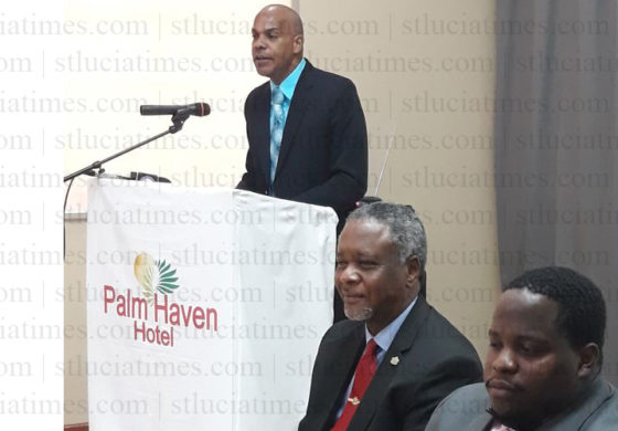 Vernon Francois speaks on politics and the police