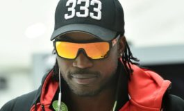Gayle wants US $300,000 for his story
